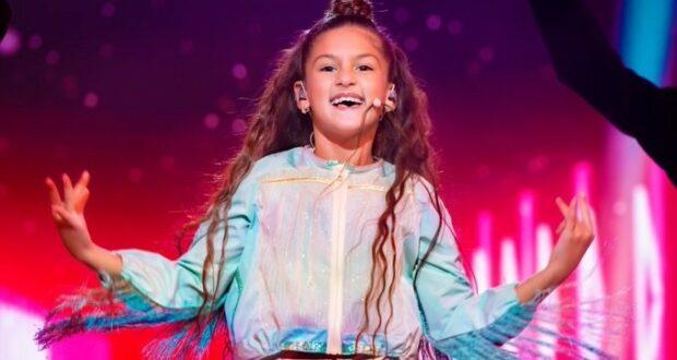 Soleá, la representante española de Eurovisión Junior 2020.