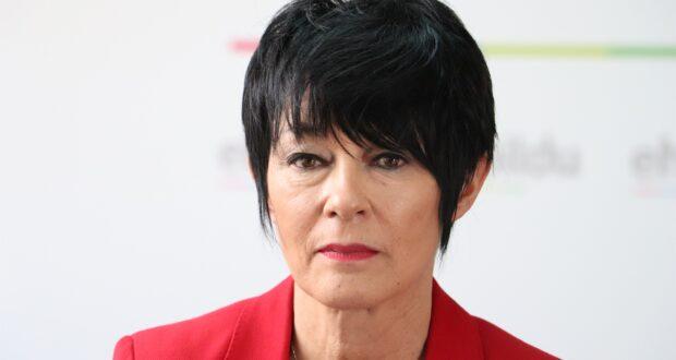 La portavoz parlamentaria de EH Bildu, Maddalen Iriarte EH BILDU 22/1/2021
