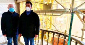 foto jccm  rehabilitacion del organo historico de lezuza