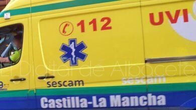 ambulancia emergencias en castilla la mancha