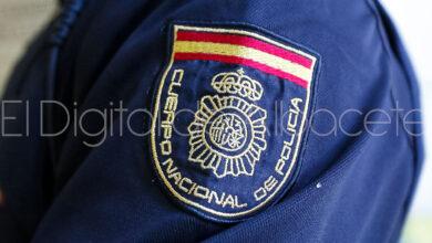 policía nacional Albacete