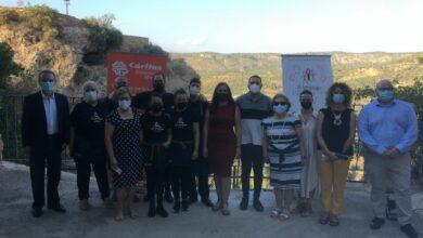 Cáritas Albacete y Fundación El Sembrador inauguran un nuevo proyecto social en Letur