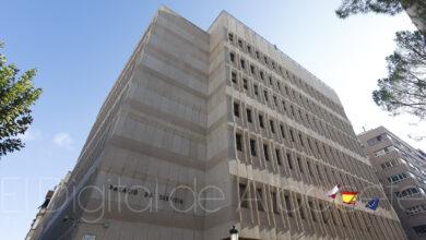 Sede del Tribunal Superior de Justicia de Castilla-La Mancha y la Audiencia Provincial de Albacete