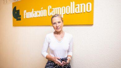 María Victoria Fernández Fundación Campollano